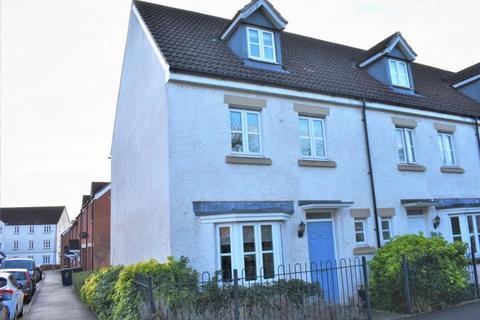 4 bedroom end of terrace house for sale - Long Ashton