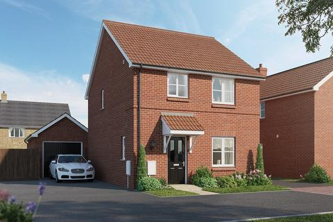 3 bedroom detached house for sale - Chapel End Road, Meadow Croft, Houghton Conquest, MK45