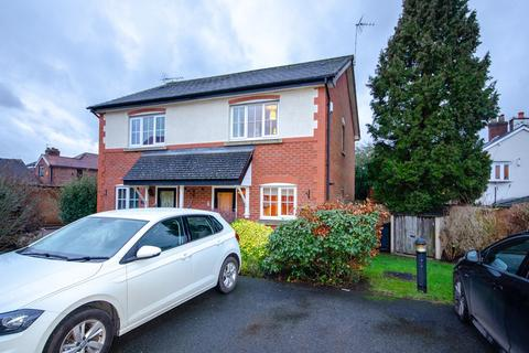 2 bedroom semi-detached house for sale - Marl Close, Cuddington, Northwich, CW8
