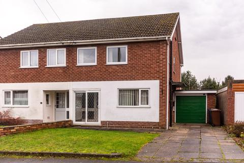 3 bedroom semi-detached house for sale - Micklehome Drive, Alrewas, Burton-on-Trent, DE13
