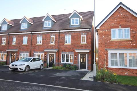 3 bedroom end of terrace house for sale - Cottesmore Close, Warrington, Cheshire, WA5