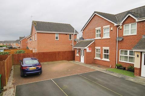 3 bedroom end of terrace house for sale - Hornchurch Drive, Great Sankey, Warrington, WA5