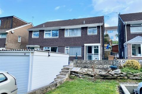 3 bedroom semi-detached house for sale - Goosewell, Plymouth