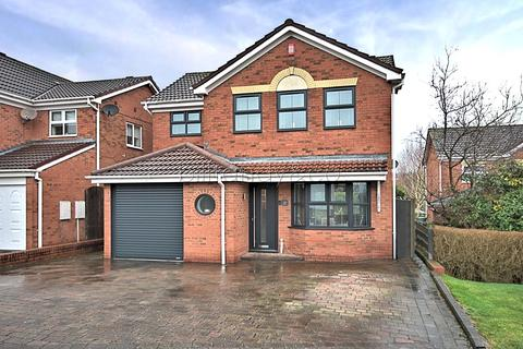 4 bedroom detached house for sale - Heath View, Burntwood, WS7