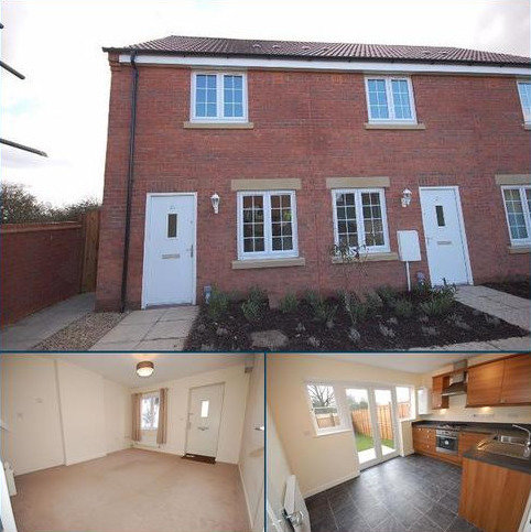 2 bedroom terraced house to rent - The Sidings, Cranwell, Sleaford