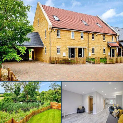 3 bedroom end of terrace house for sale - St Leonards Close, Stagsden, Bedford