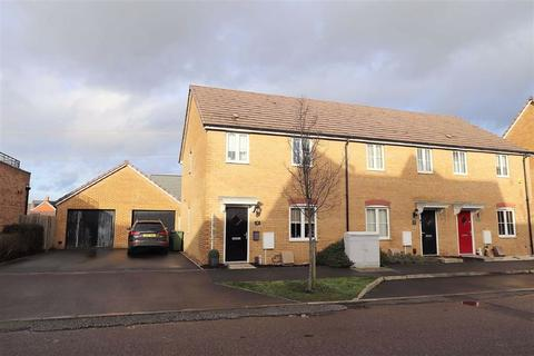 3 bedroom end of terrace house for sale - Theedway, Leighton Buzzard