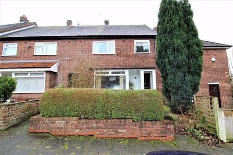 3 bedroom terraced house to rent - Grundy Avenue, Prestwich, Prestwich Manchester