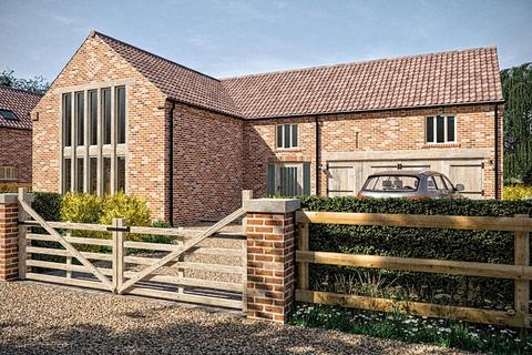 4 bedroom link detached house for sale - Foss Bank Farm, Strensall Road, Earswick, York