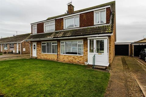 3 bedroom semi-detached house for sale - Willow Drive, Bridlington