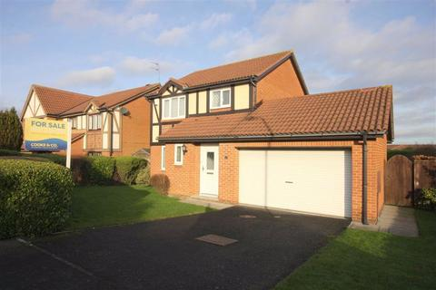 3 bedroom detached house for sale - Abbots Way, North Shields, NE29