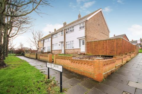 3 bedroom end of terrace house for sale - Rafton Drive, Clavering, Hartlepool