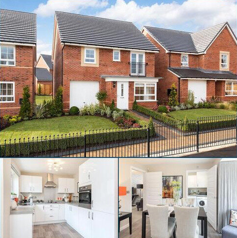 4 bedroom detached house for sale - Plot 135, Tavistock at Lock Keeper's Gate, Dearne Hall Road, Barugh Green, BARNSLEY S75
