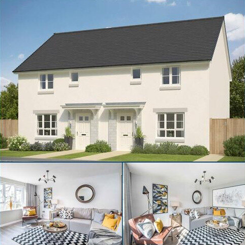 3 bedroom end of terrace house for sale - Plot 74, Coull at Riverside Quarter, 1 River Don Crescent, Bucksburn AB21