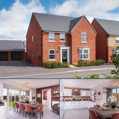 4 bedroom detached house for sale - Plot 45, Holden at David Wilson Homes @Mickleover, Kensey Road, Mickleover, DERBY DE3