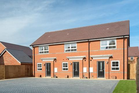 2 bedroom end of terrace house for sale - Plot 313, Washington at Lloyd Mews, Dunnocksfold Road, Alsager, STOKE-ON-TRENT ST7