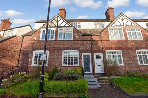 3 bedroom terraced house for sale - Lawrence Road, Altrincham, Cheshire, WA14
