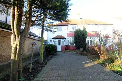 3 bedroom semi-detached house to rent - Marlborough Lane, Charlton, London, SE7 7DG