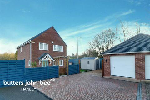 3 bedroom detached house to rent - The Gethings, Blythe Bridge