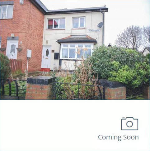 3 bedroom terraced house for sale - Attwood Grove, Southwick