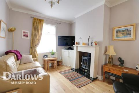 2 bedroom end of terrace house to rent - Andrews Road