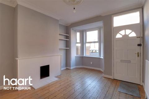 3 bedroom terraced house to rent - Burford Road, Forest Fields NG7