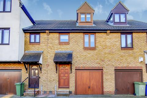 3 bedroom terraced house for sale - Steers Way, Rotherhithe , London, SE16 6HP