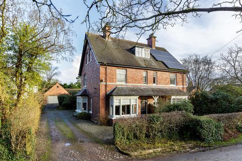 5 bedroom semi-detached house for sale - The Avenue, Endon, ST9