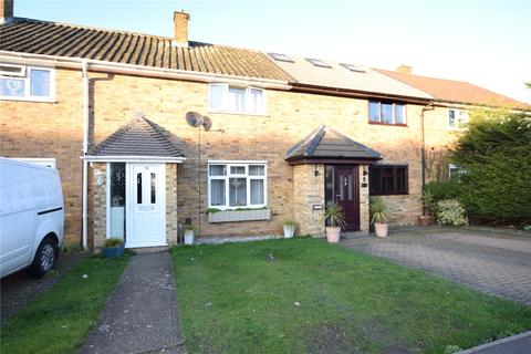 2 bedroom terraced house for sale - Great Gregorie, Lee Chapel South, Basildon, Essex, SS16