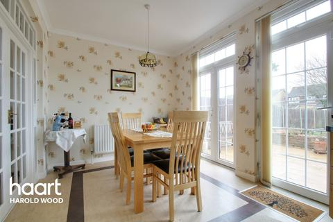 3 bedroom end of terrace house for sale - Rosslyn Avenue, Harold Wood