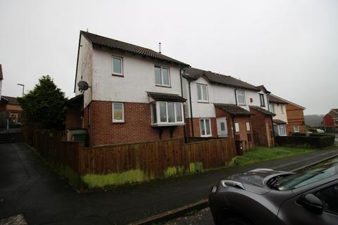 2 bedroom end of terrace house for sale - Slade Close, Staddiscombe, Plymouth