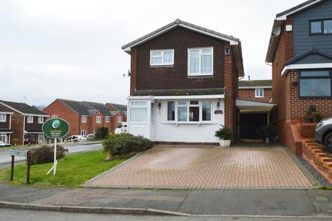 3 bedroom detached house for sale - Waverley Gardens, Etchinghill