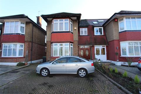 3 bedroom semi-detached house to rent - Powys Lane, Palmers Green, London, N13