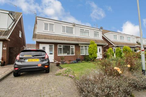 3 bedroom semi-detached house for sale - Appledore Road, Blyth
