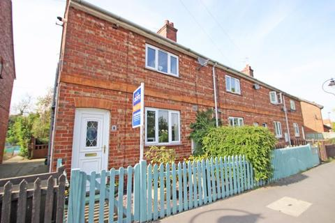 2 bedroom end of terrace house to rent - RIVERHEAD TERRACE, LOUTH