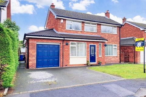 3 bedroom detached house for sale - Burnham Avenue, Culcheth, Warrington, WA3 4LJ