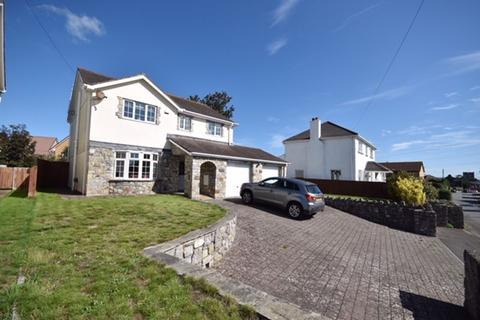4 bedroom detached house for sale - Llantwit Road, St Athan