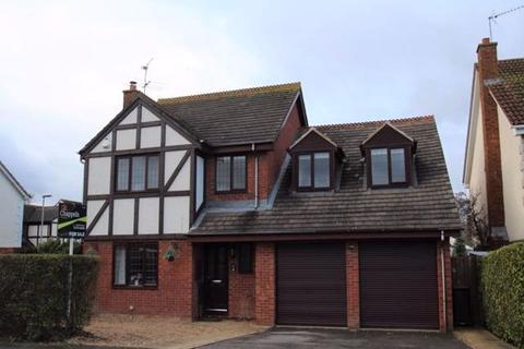 5 bedroom detached house for sale - Bullfinch Close, Swindon