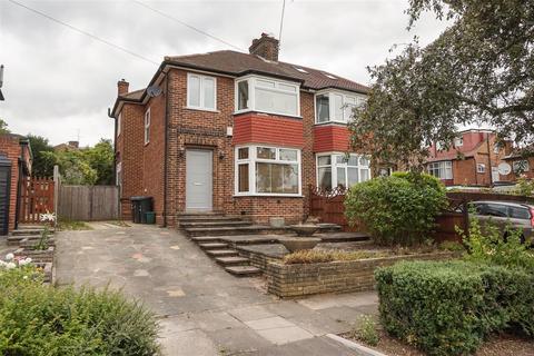 3 bedroom semi-detached house to rent - Netherby Gardens, Oakwood, EN2 7PA