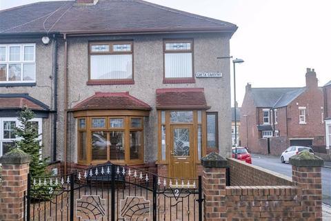 3 bedroom semi-detached house for sale - Greta Gardens, South Shields