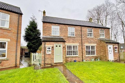 3 bedroom semi-detached house for sale - Halifax Close, Full Sutton