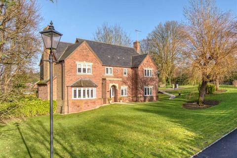 5 bedroom detached house for sale - Ash End House, 17, The Burrow, Compton, Wolverhampton, WV3