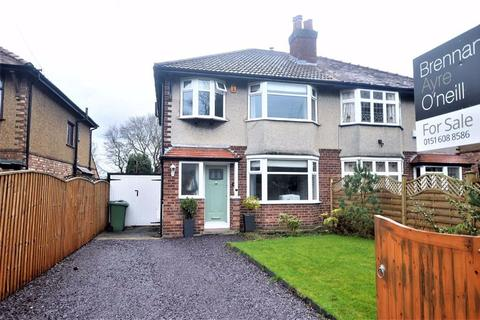 3 bedroom semi-detached house for sale - Boundary Road, Prenton, CH43