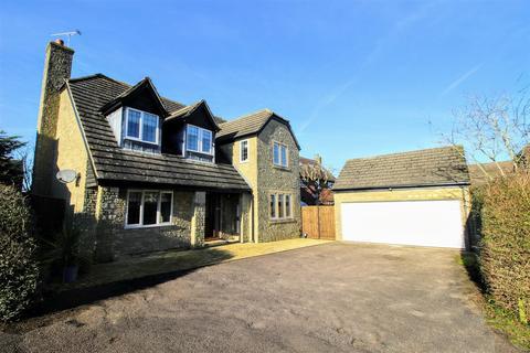 4 bedroom detached house for sale - Pilton Close, Nine Elms, Swindon, SN5