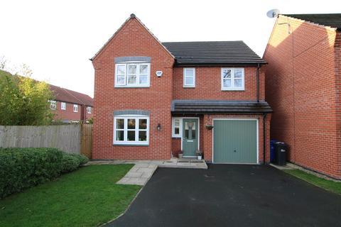 4 bedroom detached house for sale - Bridgewater Road, Burton