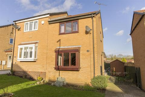 2 bedroom semi-detached house for sale - Craggon Drive, New Whittington, Chesterfield
