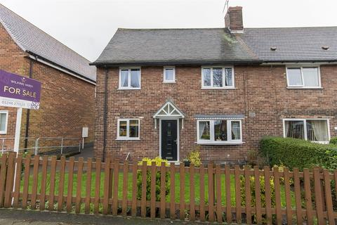 3 bedroom semi-detached house for sale - College Avenue, Staveley, Chesterfield