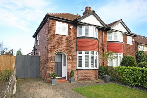 3 bedroom semi-detached house for sale - Hermitage Road, Hale, Cheshire
