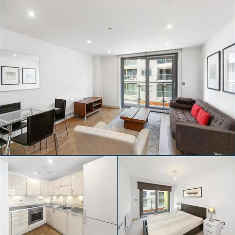 1 bedroom apartment to rent - Aqua Vista Square Bow London E3