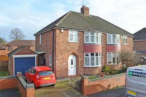 3 bedroom semi-detached house for sale - Hyrst Grove, Heworth Green